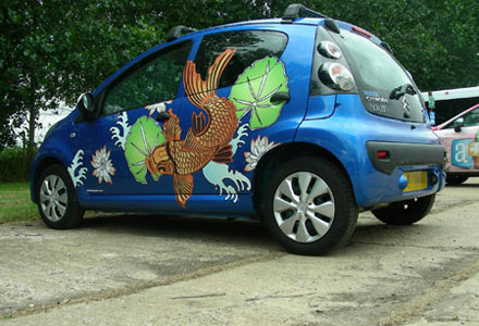 Creative Car Graphix