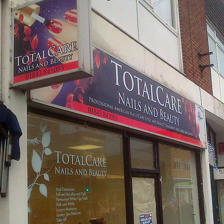 Fascia And Building Signs By Absolute Graphix